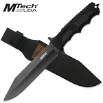 Mtech Tactical Fixed Blade Survival Knife