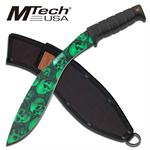 Zombie Hunting Combat Survival Heavy Duty Machete Sword 17