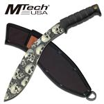 Zombie Hunting Combat Survival Heavy Duty Machete Sword