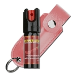 Pepper Spray With Pouch and Key Ring