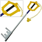 Giant Keyblade Full Size Steel Version Sword