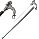 Dragon Head Sword Cane