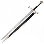 Medieval Flame Of The West Movie Replica Sword
