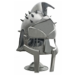 Gladiators Helmet With Stand
