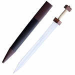 Roman Caesar Gladius Sword with Bone Grip