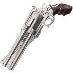 Fantasy High Density Foam Gun Props Devil Cry Nero Blue Rose Silver