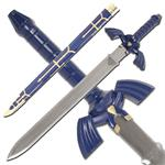Accurate Twilight Princess Zelda Link Master Sword