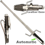 Self Defense 21 Inch Spring Powered Auto Opening Expandable Baton