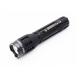 Self Defensive Predator Black Powerful Flashlight Stun Gun