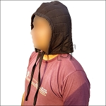 Medieval Cotton Padded Coif Hood Costume Arming Cap