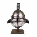 Gladiator Fight Helmet With Display Stand