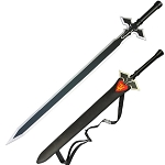 SAO Kiritos ALO 40 Inches Long Anime Sword Replica
