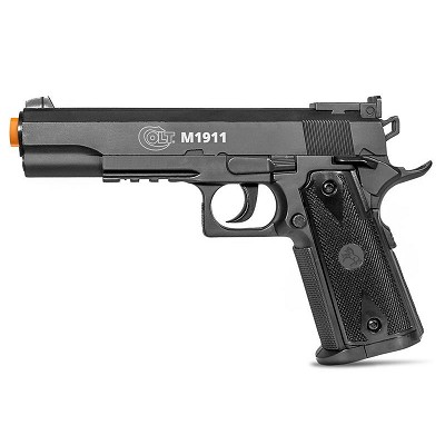 Colt 1911 Special Combat CO2 Powered Airsoft Pistol 6MM FPS 395