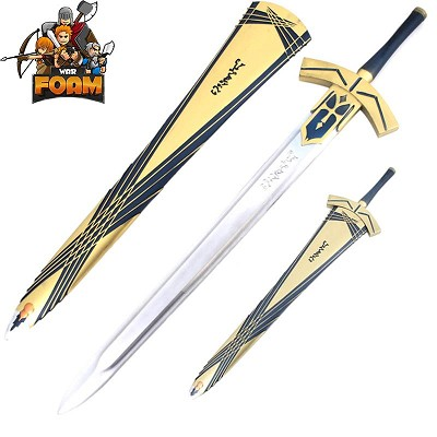 "Fate/Stay Night Saber Lily 47"" Foam Cosplay Prop Sword With Scabbard"