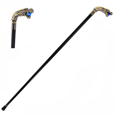 Classical Fatal Glance Basilisk Walking Cane