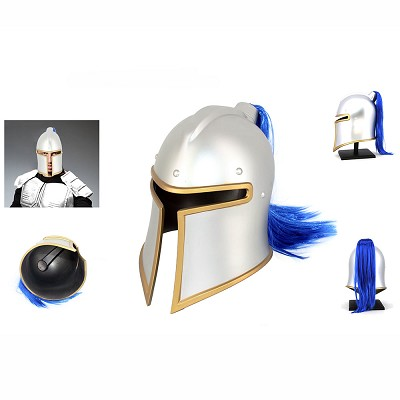 Storm Wind Guard Cosplay Helmet 1:1 Replica With Stand