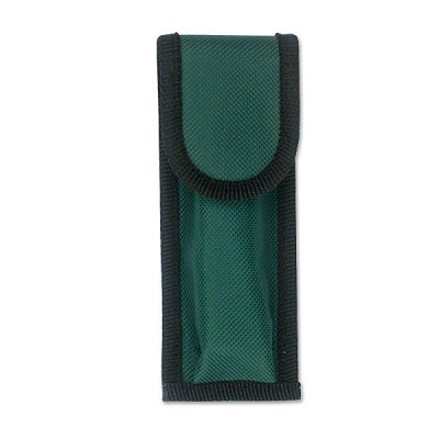 "5.5"" Green Nylon Pocket Knife Belt Loop Pouch Case 10 Pcs"