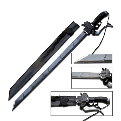Attack On Titan Special Operations Anime Sword