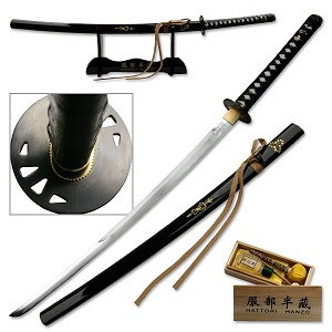 "Hattori Hanzo "" The Bride "" Hand Forged Samurai Sword"