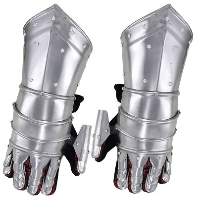 Medieval Knights 18G Gauntlets